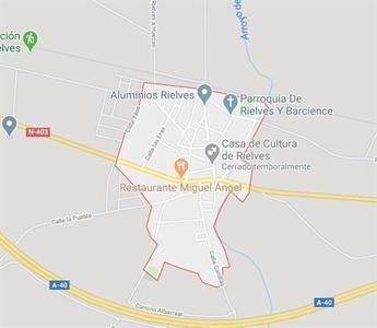 Herida una persona tras colisionar un tren con un tractor en un paso a nivel en Rielves (Toledo)