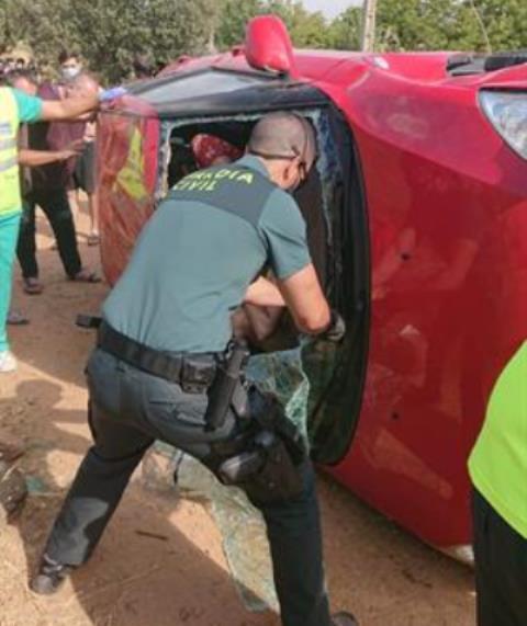 Rescatadas varias personas en zonas de baños de Las Lagunas de Ruidera y Tabla de la Yedra