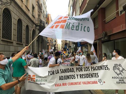 El sindicato médico de Castilla-La Mancha se suma a la huelga nacional convocada para el día 27 de octubre