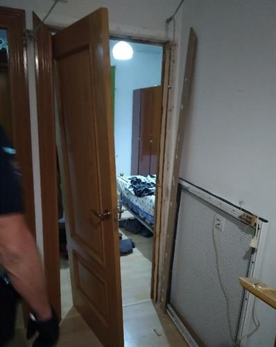 Detenido un joven por agredir a su madre embarazada y a 3 agentes de Policía en Consuegra (Toledo)