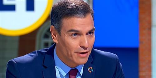 Sánchez espera que en diciembre se vacunen los grupos de población consensuados con las comunidades autónomas
