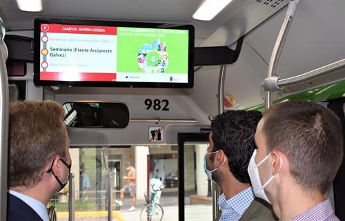Los autobuses de Albacete ofrecerán wifi gratis e información en tiempo real