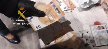 Cae una banda de ladrones nocturnos que robaron en 30 casas habitadas en Toledo, Ciudad Real y Madrid