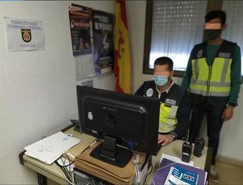 Detenidas dos personas en Ciudad Real por realizar contratos de trabajo ficticios para defraudar a la Seguridad Social