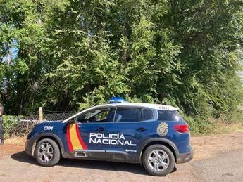 Dos detenidos por contratación fraudulenta de trabajadores búlgaros en una explotación forestal de Peralveche (Guadalajara)