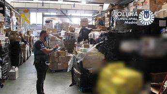 Desarticulado un grupo criminal que robaba mercancía de camiones en varias provincias, entre ellas Toledo