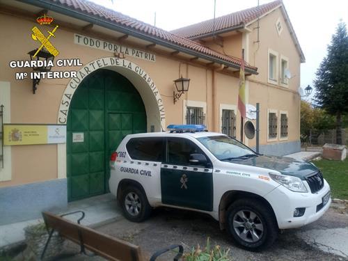 Investigadas 3 personas en Villanueva de Alcorón por delitos de robo en una vivienda durante el estado de alarma