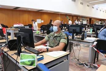 141 rastreadores militares formados por Defensa trabajan en Castilla-La Mancha