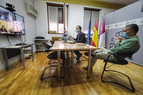 Castilla-La mancha reactiva los Centros Provinciales de Coordinación para mejorar la evolución de la pandemia