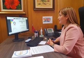 La vicepresidenta de la Diputación de Albacete, miembro del Consejo de Gobierno de la Red de Entidades Locales de la FEMP