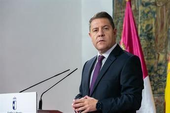 Page percibió 81.793 euros como presidente de Castilla-La Mancha en 2019 y acumuló 365.000 euros