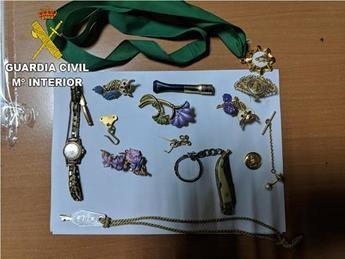 Detenido un joven de 24 años tras ser sorprendido robando en una vivienda de Torrijos (Toledo)