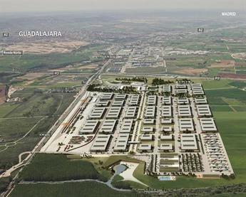 Adif autoriza conectar la terminal intermodal de Guadalajara con la vía de Madrid-Barcelona