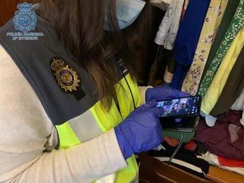 Detenidas 5 personas por tenencia e intercambio de pornografía infantil en Ciudad Real y Sevilla