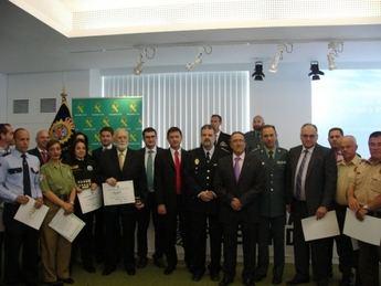 El subdelegado del Gobierno en Albacete participa en el Acto del Día de la Seguridad Privada