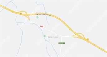 La carretera A-3 en Villarrubio (Cuenca) queda abierta al tráfico tras volcar un camión