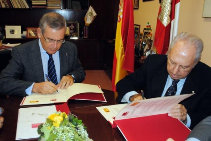 Fundación Campollano y UCLM firman un convenio de colaboración con el que desarrollarán actividades de interés para Albacete
