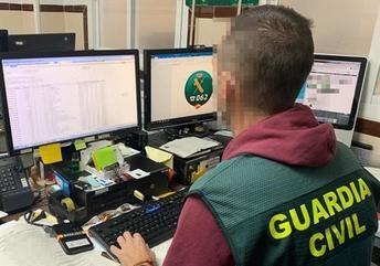 Detenidas 7 personas en Cuenca y Valencia por estafar 80.000 euros a una empresa de Talarrubias (Badajoz)