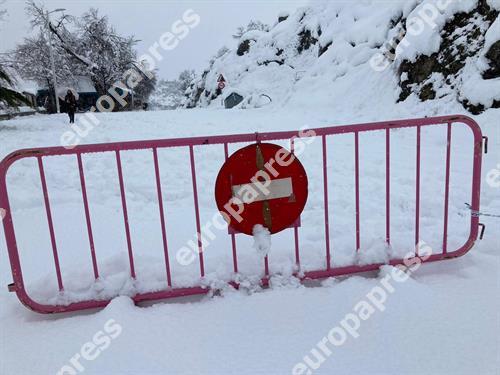Albacete, Cuenca, Guadalajara y Toledo siguen en riesgo por frío extremo este martes