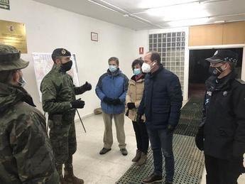 Guadalajara y Tarancón solicitan la declaración de zona catastrófica tras cuantificar los daños de Filomena