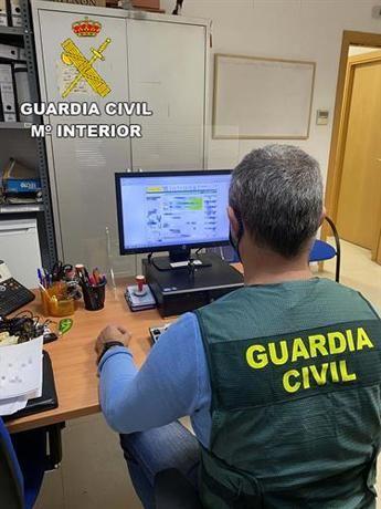 Detenida una persona por agresión sexual y un investigado por pornografía infantil en Ciudad Real