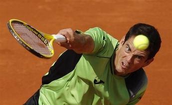 Guillermo García-López se despidió de Montecarlo al caer frente a Djokovic