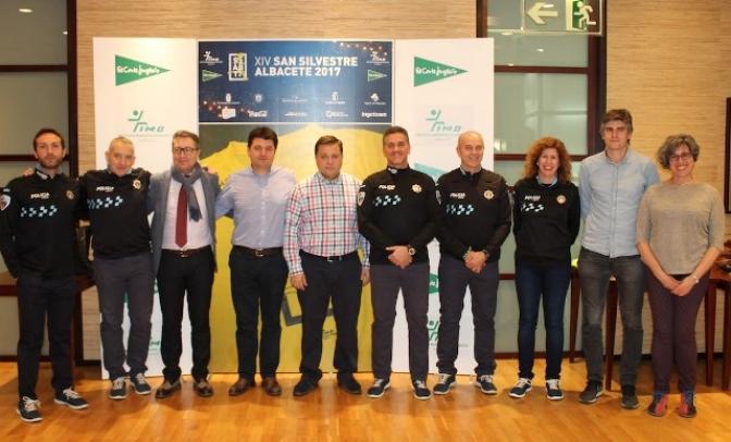 La San Silvestre de Albacete 2017 ya supera la cifra de los 2.200 adultos inscritos