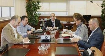 Un diputado de Huelva visita la ITAP de Albacete para conocer su funcionamiento