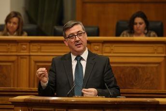 Marcial Marín defiende la implantación de la LOMCE en Castilla-La Mancha