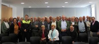 Clausura del XX Curso de Formación de Juntas Directivas de Mayores de Albacete