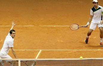 Guillermo García y el austriaco Oswald alcanzan la final de dobles en Stuttgart