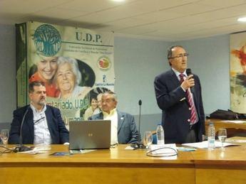 Federico Pozuelo clausura la Jornada de Prevención de malos tratos a personas mayores