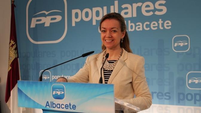 Inmaculada López (PP) aplaude el aumento de las partidas de Desarrollo Rural para 2015