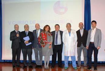 Facultativos de España participan en el curso de urodinámica pediátrica organizada en el Hospital de Toledo