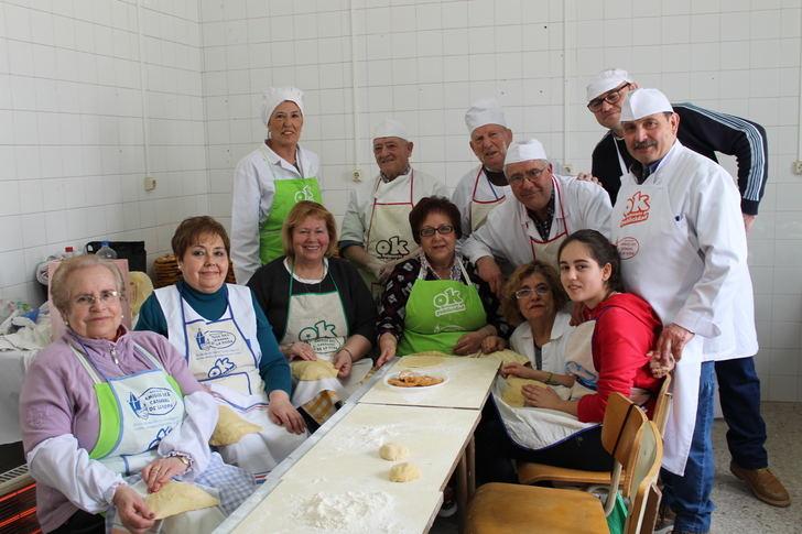 Las fritillas de San Reventón, el toque más dulce y sabroso del carnaval de La Roda