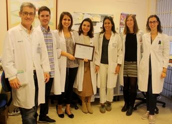 Farmacia del Hospital Mancha Centro de Alcázar (Ciudad Real) obtiene dos premios en el Congreso Nacional