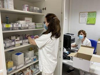 Farmacia Hospitalaria de Almansa ha atendido a cerca de 500 pacientes mediante un circuito de dispensación domiciliaria