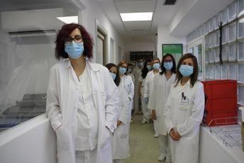 Farmacia del Hospital de Cuenca, premiado en la XV jornada de la Sociedad Científica de Castilla-La Mancha