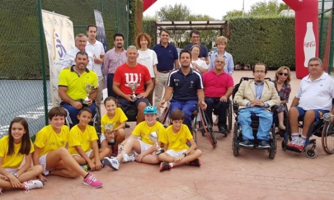 Enrique Siscar se adjudicó el Ciudad de Albacete en tenis de mesa al ganar a Juan José Rodríguez