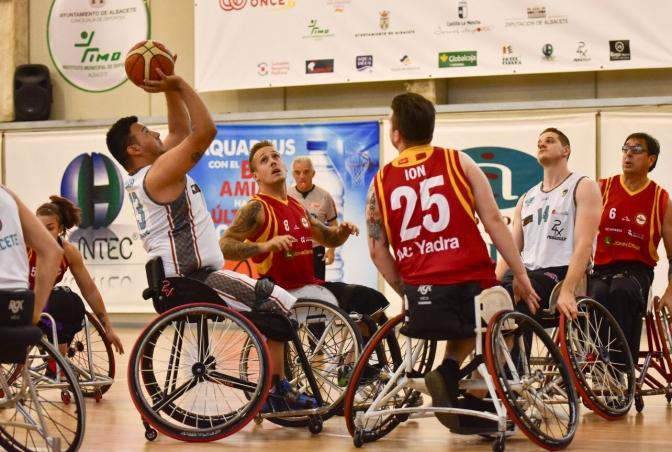 El BSR Amiab Albacete hizo un partido muy serio y ganó al Fundación Grupo Norte (54-68)