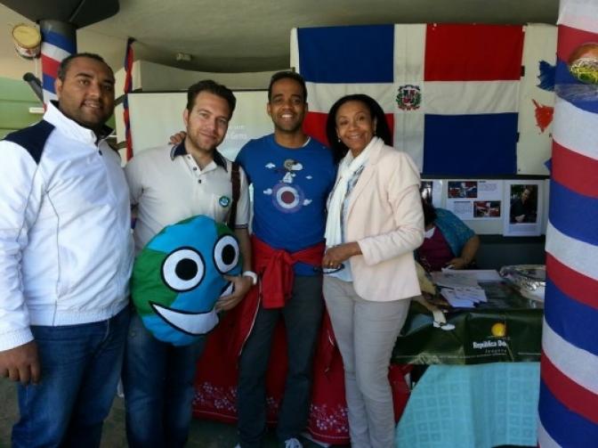 La Asociación de Dominicanos en Albacete llama a toda la ciudadanía a visitar la Feria de las culturas
