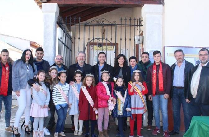 La Gineta recrea el aljibe que dio origen a la fundación del municipio hace 464 años
