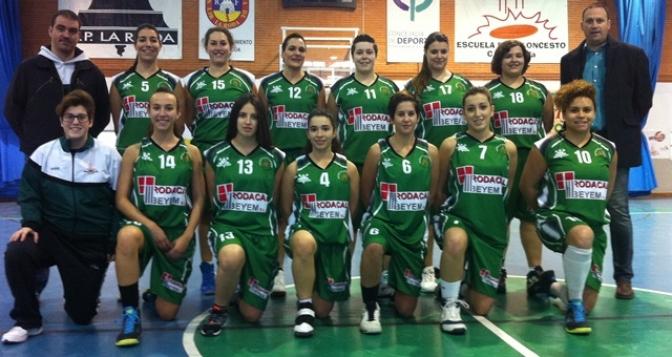 Segunda derrota consecutiva para el Rodacal Beyem de La Roda en Yunquera (81-58)