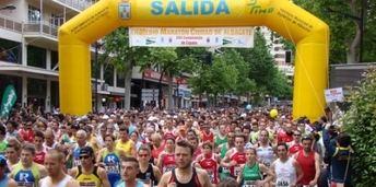 Unos 3.000 atletas participan este domingo en la Media Maratón Internacional de Albacete que estará animada con Zumba