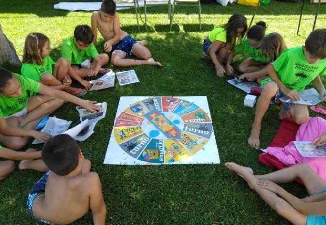 Castilla-La Mancha promueve la importancia del reciclaje entre más de 5.000 niños de los campamentos de verano