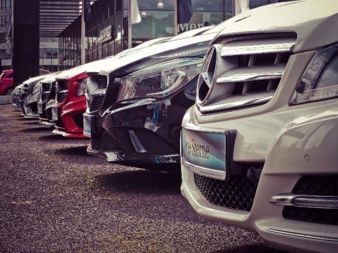 Aumento de las matriculaciones de vehículos
