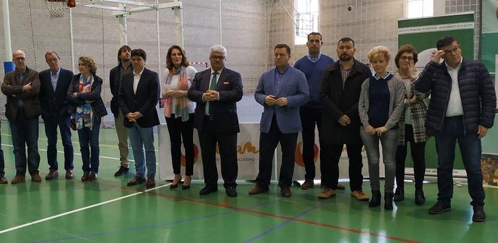 Ayuntamiento de Albacete, Diputación y Junta muestran el apoyo a FECAM por su excelente trabajo por la inclusión
