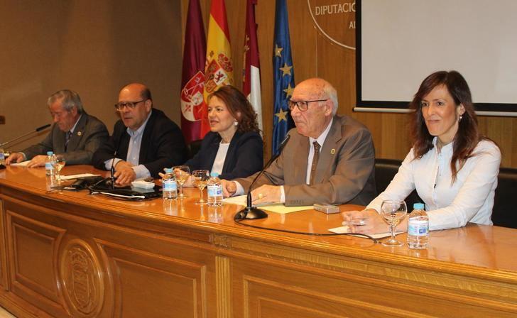 Junta, Diputación y Ayuntamiento de Albacete felicitan a la Unión Democrática Pensionistas por su trabajo 'cercano'