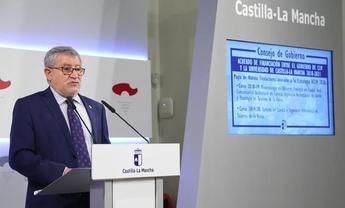 La Junta de Castilla-La Mancha aprueba acuerdo de financiación de la UCLM para 4 años