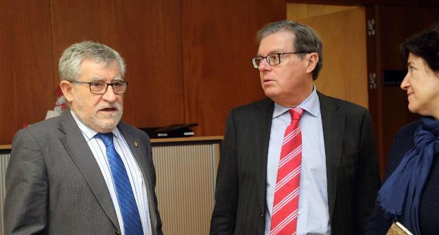 Junta y UCLM pueden 'firmar la paz' y se reunirán para avanzar en el contrato-programa y la auditoría